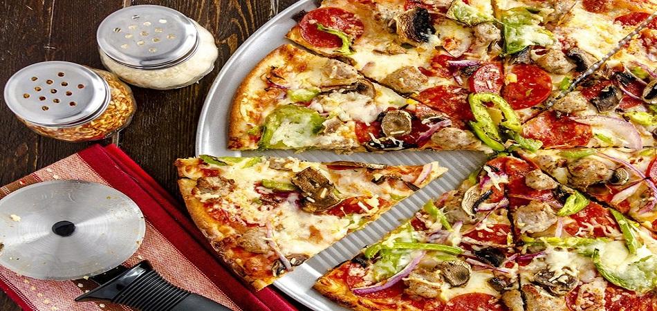 Avez-vous dégà goûté à la pizza végétarienne ?